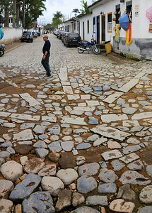 Streets of Paraty