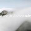 Cloud inversion, Cribyn, Brecon Beacons National Park.