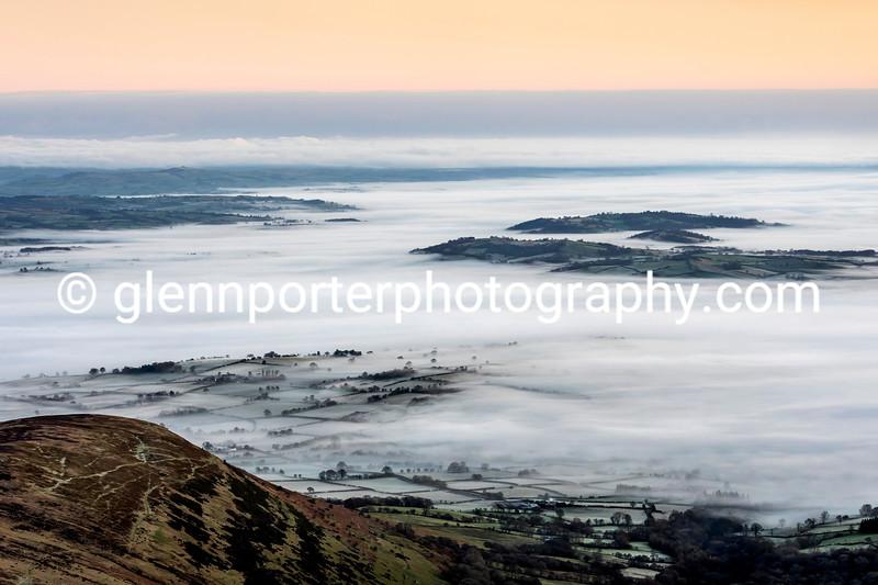 Brecon - cloud inversion.