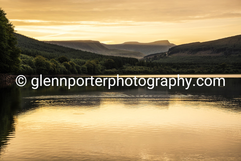 Pentwyn Reservoir - Brecon Beacons
