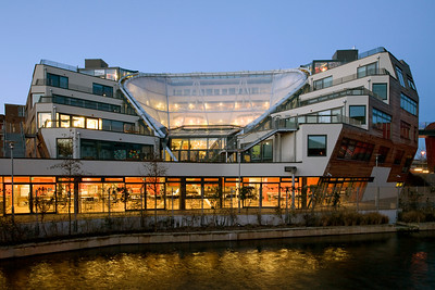 Bridge Academy Hackney - BDP