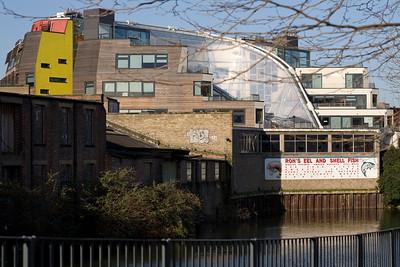 Bridge Academy Hackney - BDP