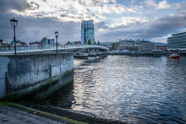 Dusk in Belfast Sings to Me