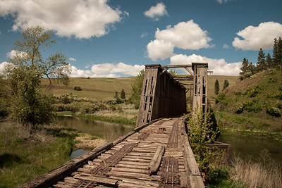 Manning Bridge - Colfax, WA