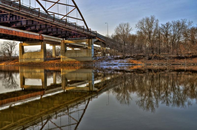 The Cedar Avenue Bridge
