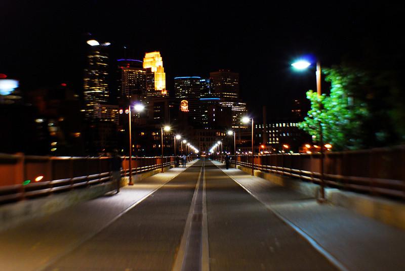 Stone Arch Bridge-Minneapolis