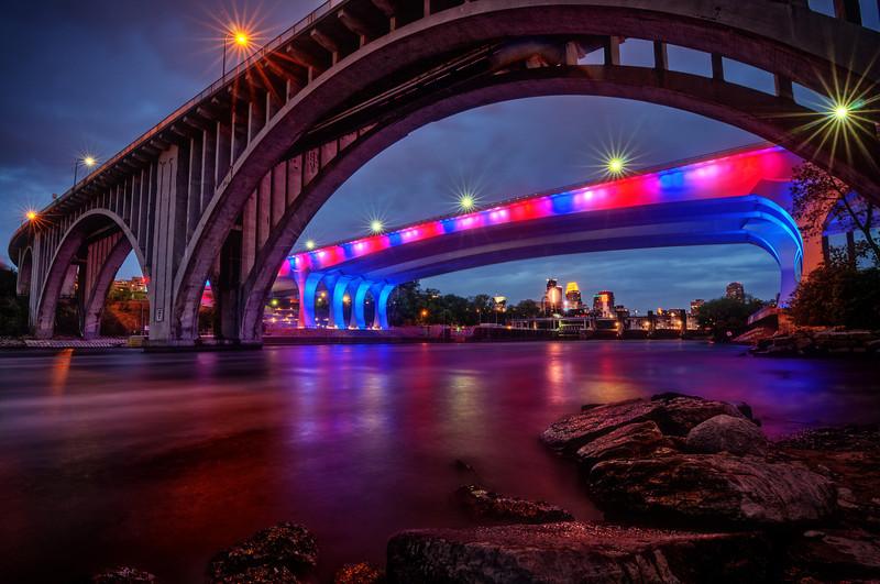 Memorial Day 35W Bridge