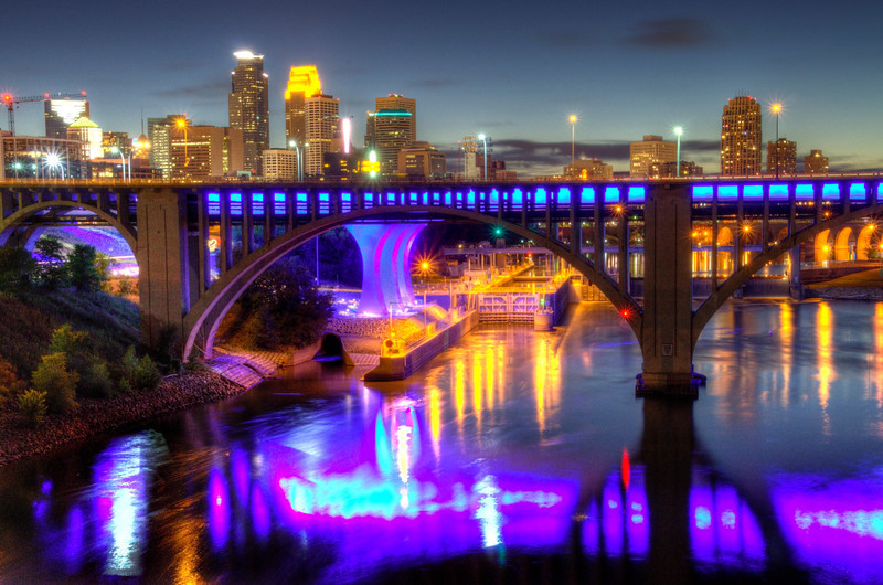 The Bridges of Minneapolis