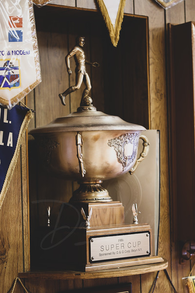 Brooklyn Italians Soccer League Club House