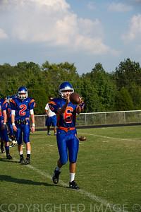 Freshman Highschool Football