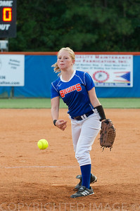 High School Softball JV Lady Bruins