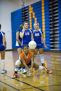 high School Volleyball Lady Bruins