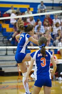 high School Volleyball Lady Bruins