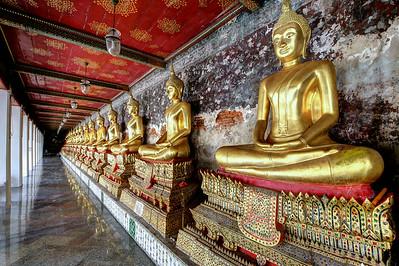 Wat Suthat Thep Wararam (Temple), Bangkok (7)