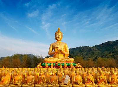 Buddha Park, Nakhon Nayok, Thailand (1)