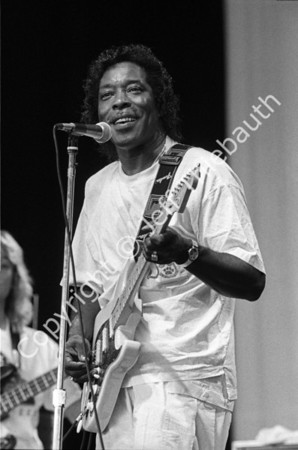 08-Buddy Guy-Great Woods-6-24-90