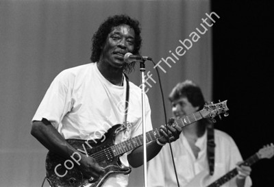 05-Buddy Guy-Great Woods-6-24-90