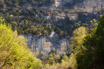 Big Bluff, Buffalo River, Arkansas