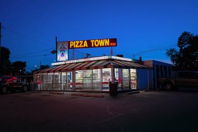 Pizza Town - Elmwood Park, New Jersey