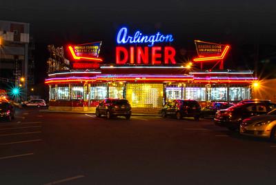 Arlington Diner - North Arlington, New Jersey