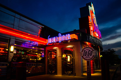 Silver Diner - Cherry Hill, New Jersey