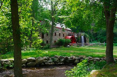 Grist Mill - Sudbury, Massachusetts