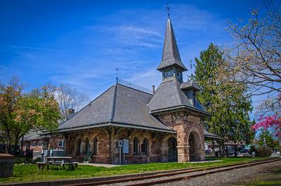 Demarest Train Station - Demarest, New Jersey