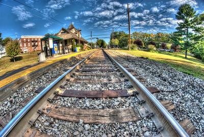 Oradell Train Station - Oradell