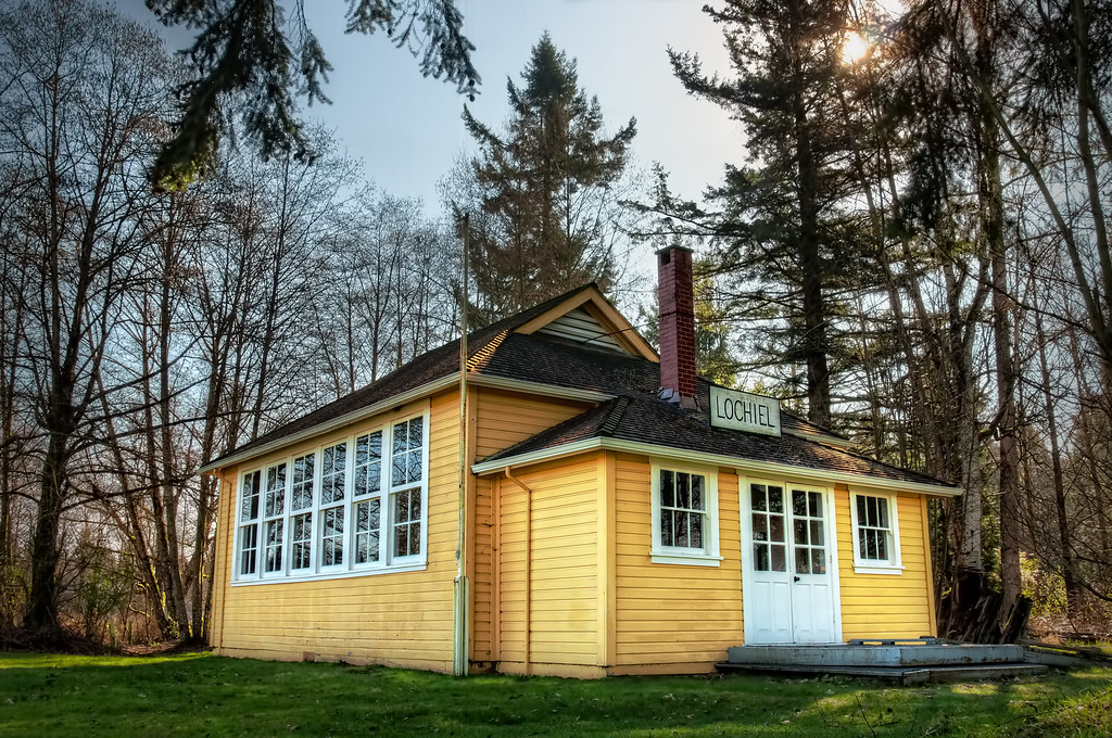 Old School in Campbell Valley Park