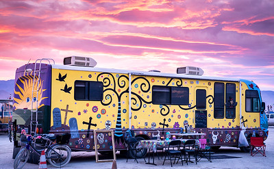 Tree of Life RV - Black Rock City