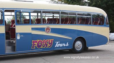 Foxy Bingo Bus 2