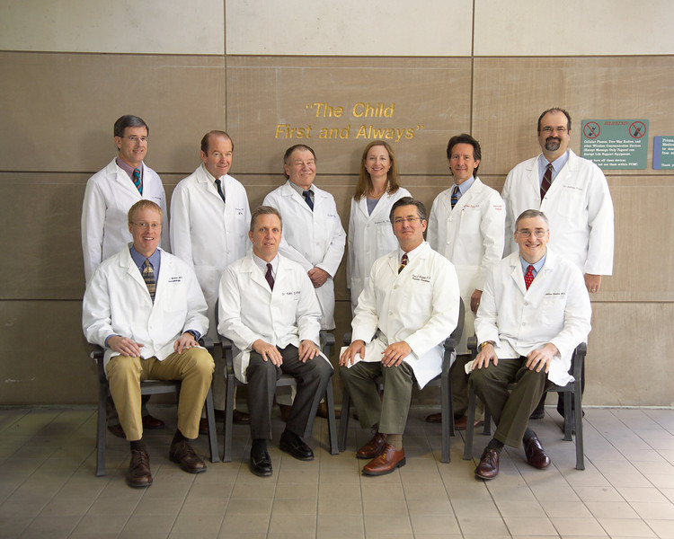 professional portrait of doctors at a local hospital near Salt Lake City, Utah.