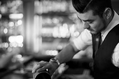 Stark Reality Restaurants Portrait Series