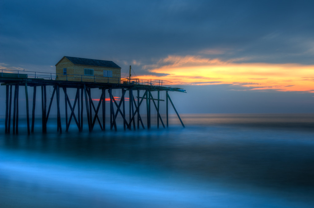 Pier HDR