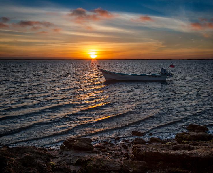 Panga Sunrise