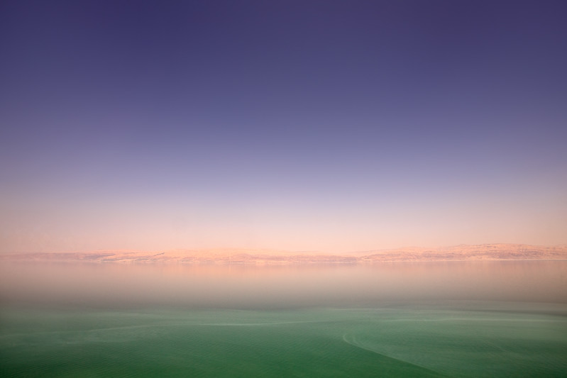 The Dying Dead Sea I