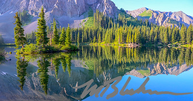 Alta  Lake and Campground