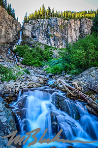 Maggie Gulch Waterfall