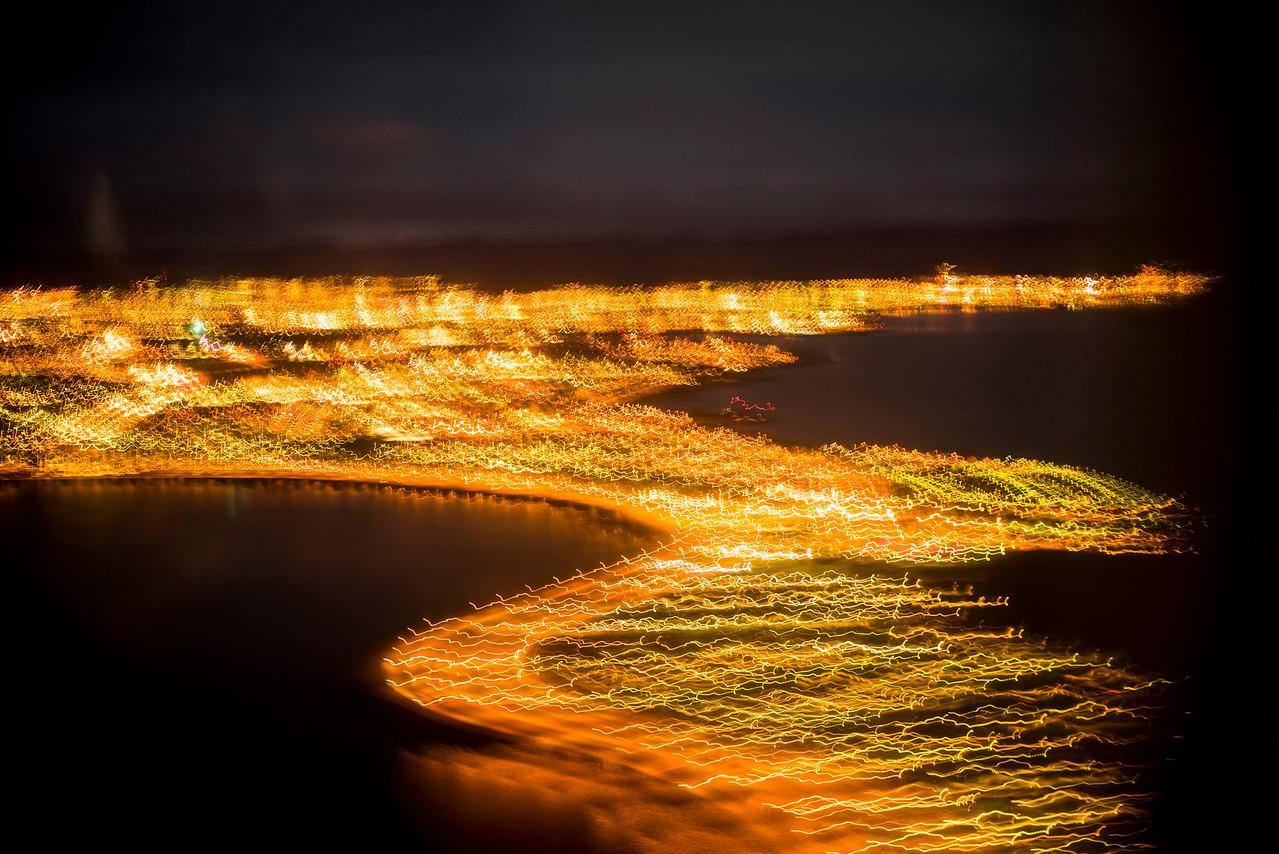 The Lights of Reykjavik