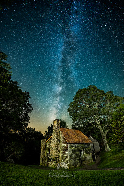 Paul Atkinson - 1st Place - Starlight Cabin