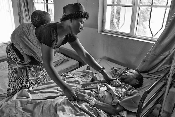 The Clinic at Village Health Works Kigutu, Burundi