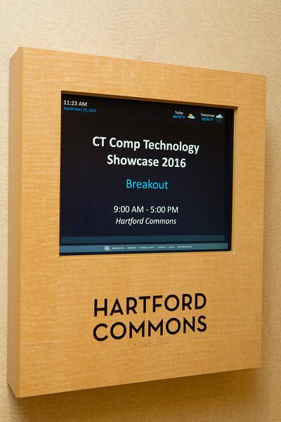 CTComp Technology Showcase 2016