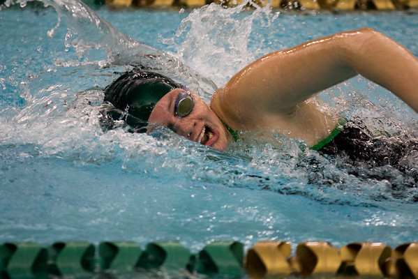 Clarkson Athletics: Swimming vs. Oswego State