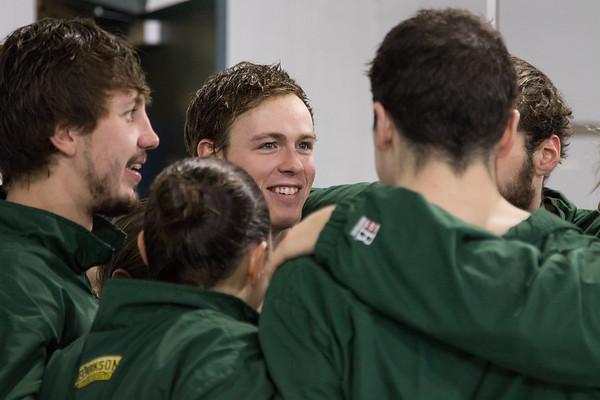 Clarkson Athletics: Men and Women Swimming vs. Potsdam