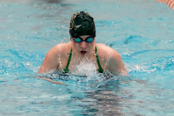 Clarkson Athletics: Swimming at Kumpf Invite at RPI