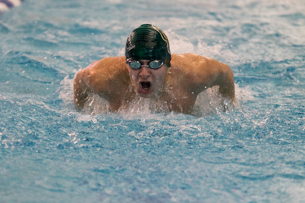 Clarkson Athletics: Swimming Liberty league Championships  Day 3 Prelims  Events: 200-yard butterfly  100-yard backstroke  100-yard breaststroke  800-yard freestyle relay