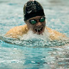 Clarkson Athletics: Men and Women Swimming at RIT for the liberty League Championships<br /> <br /> Session 2: Saturday Morning