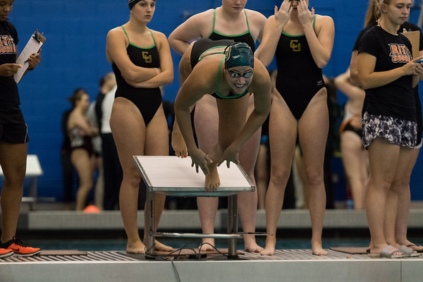 Clarkson Athletics: Swimming at the RIT Don Richards Invitational