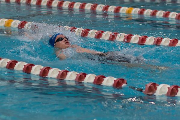 Clarkson Athletics: Men and Women Swimming at the RPI Kumph Invite