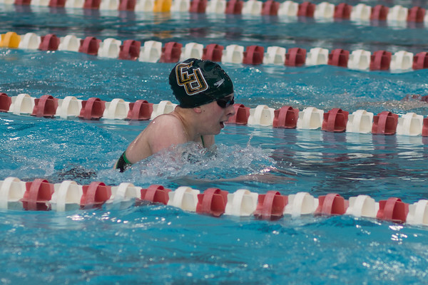 Clarkson Athletics: Men and Women Swimming at the RPI Kumph Invite
